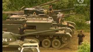 Танковая мастерская - 1 серия  Танк «Комета»
