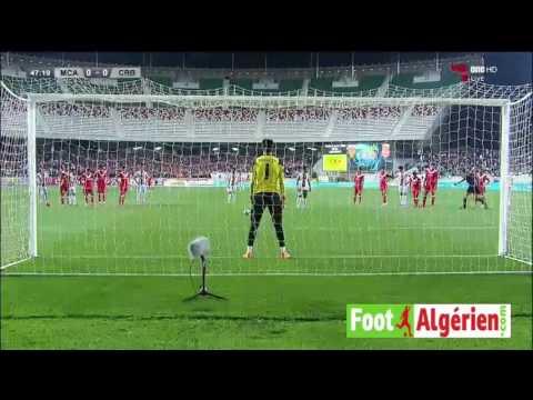 Ligue 1 Algérie (27e journée) : MC Alger 1 - CR Belouizdad 0 (But de Hachoud)
