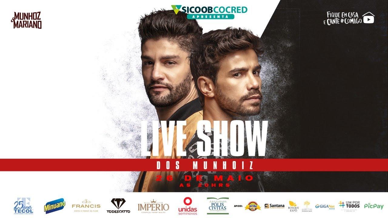 Munhoz e Mariano - Live Show dos Munhoiz