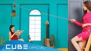 CLC(씨엘씨) - 'Devil' M/V Teaser 1