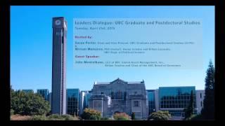 Leaders Dialogue April 21 2015