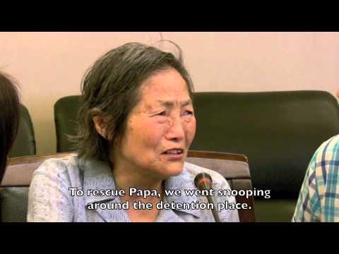 Survivor's Testimony: Nanking Massacre - WANG Gui-Ying