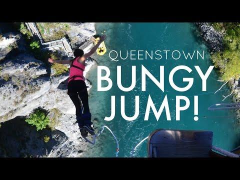 KAWARAU BUNGY + ZIPRIDE! // Queenstown, NZ