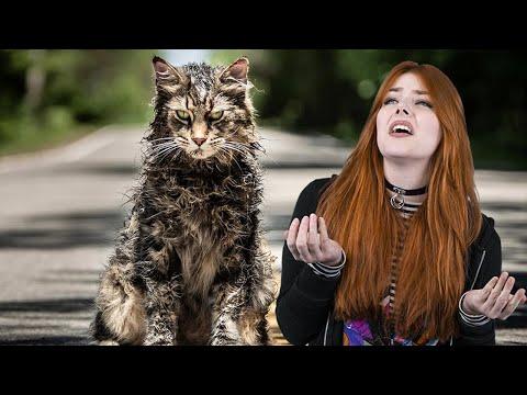 So Pet Sematary Looks Legit Terrifying...
