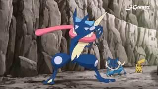 Attack on Ninja Valley I Pokemon XYZ I Square Up AMV