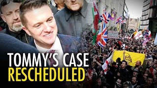 Ezra Levant: A WIN for Tommy Robinson — but it's STILL not over