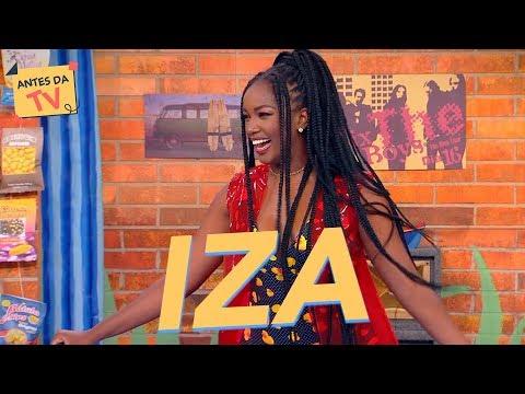 IZA a prima de Terezinha  Vai Que Cola  Nova Temporada  Humor Multishow