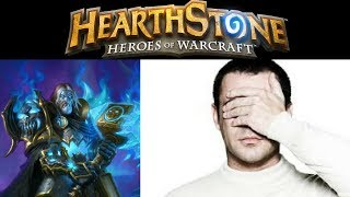 Hearthstone Blind Arena and Exodia Pally