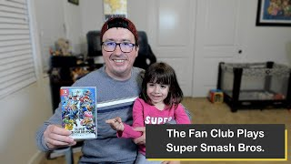 Casual Super Smash Bros on Nintendo Switch with the Poké Trainer Nic Fan Club