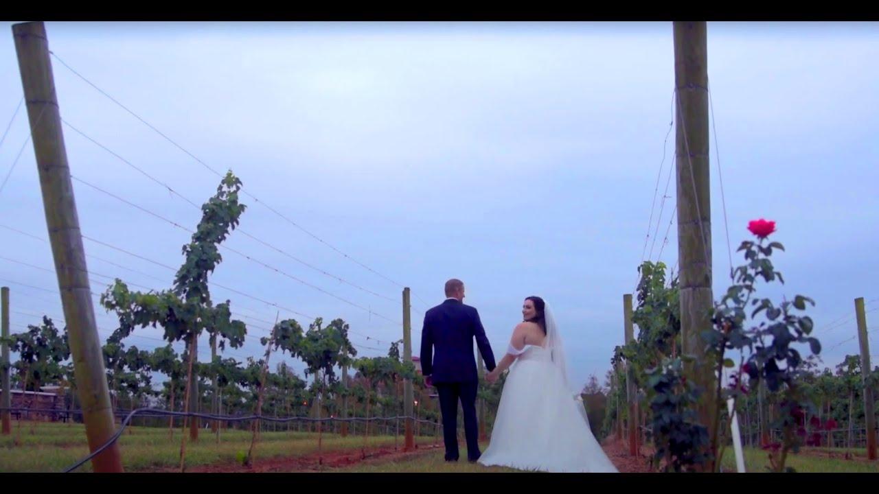 Christina & Anthony Wedding Highlight Video