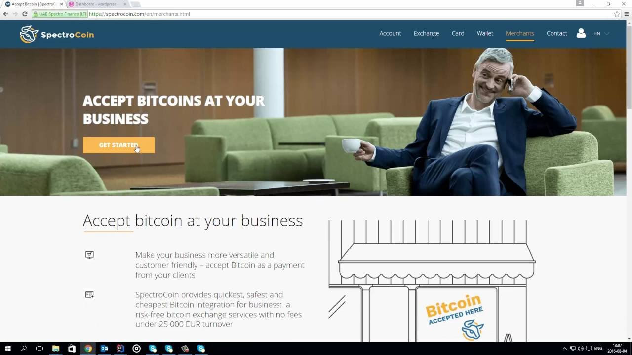 WooCommerce WordPress Bitcoin Payment Gateway Plugin from ...