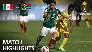 Mexico v South Africa  - FIFA U-17 Women's World Cup 2018™ - Group B