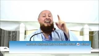 Mustafa Özşimşekler Hocaefendi / Adam Namaz kılıyor Hacca da gitmiş ama yalanı dolanı da var. Niçin?