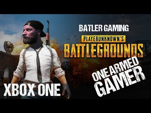 BatlerGaming | PUBG Xbox One | Let's get some more wins
