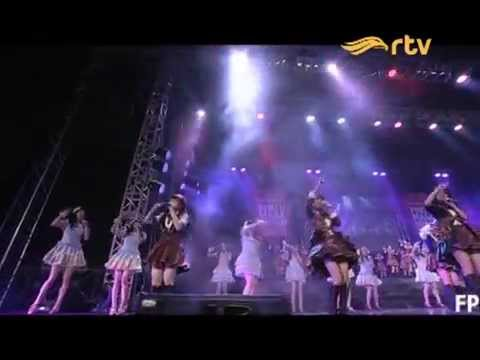 JKT48 - Seishun no Laptime @ Konser JKT48 RTV (27-6-2015)