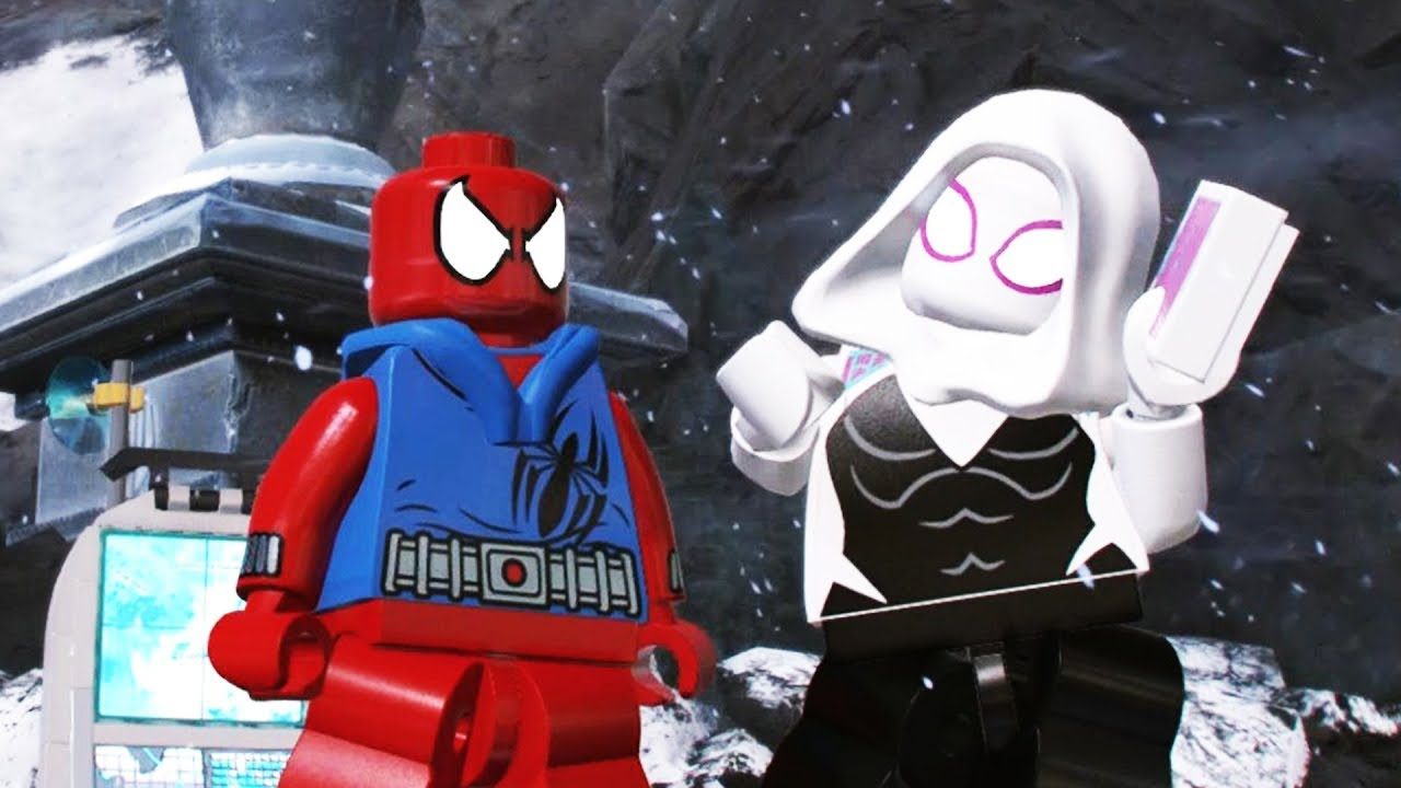 LEGO Marvel Super Heroes 2 - How to Unlock Scarlet Spider ...