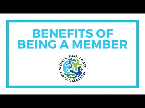 WFTO Asia: BENEFITS of being a Member