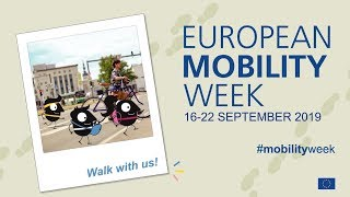 Walk with us! EUROPEAN MOBILITY WEEK 2019 thumbnail