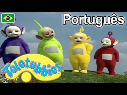 ☆ Teletubbies Brasil Português ☆ Compilação De 2 Horas ☆ Desenhos Animados Para Crianças ☆