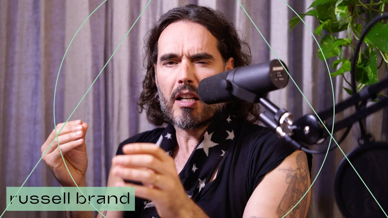 Do We Need To Get WEIRD To Reawaken DEAD POLITICS? | Russell Brand & Adam Curtis