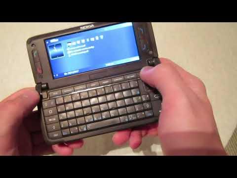 Раритетные девайсы. Коммуникатор Nokia E90 (как это было 10 лет назад)