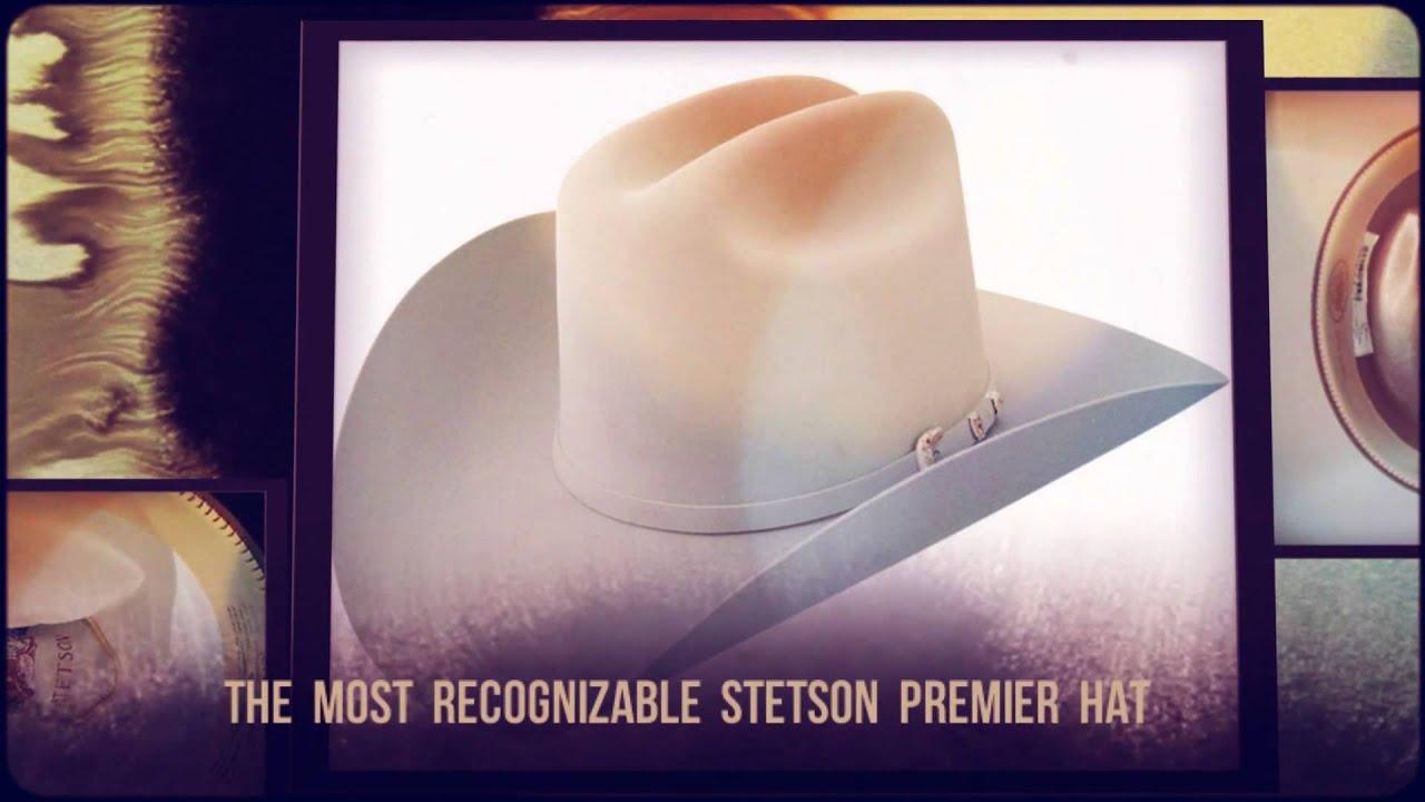 30X Stetson El Patron Hat - Rodeo Western Wear - YouTube 302937896aa