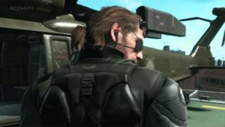 Metal Gear Solid V: The Phantom Pain | Trailer DD English voice | Trailer DD TGS 2014 (EN)