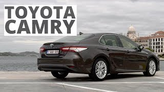 Toyota Camry - nie kłuje w oczy