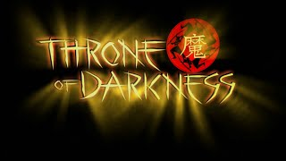 Throne of Darkness - Cinematic game trailer (2001) PC (Windows)