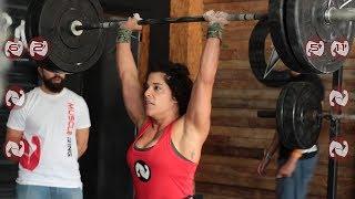 Halterofilia VS CrossFit - 2k18 #7 Muscle Ring