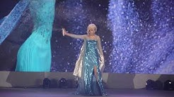Frozen's  Let It Go by  Claire Bricenio WCOPA Team Philippines