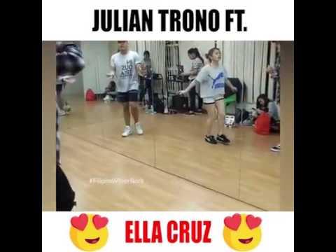 Julian Trono Ft. Ella Cruz