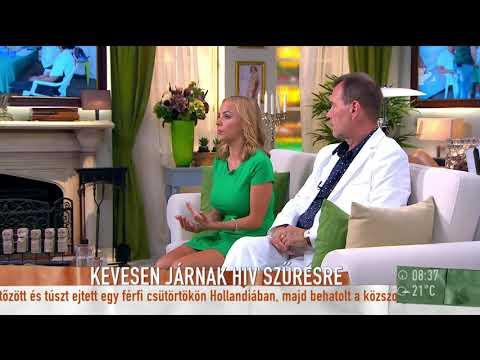 Trecskó Zsófiában csak tévhitek éltek a HIV-vel kapcsolatban... - tv2.hu/mokka