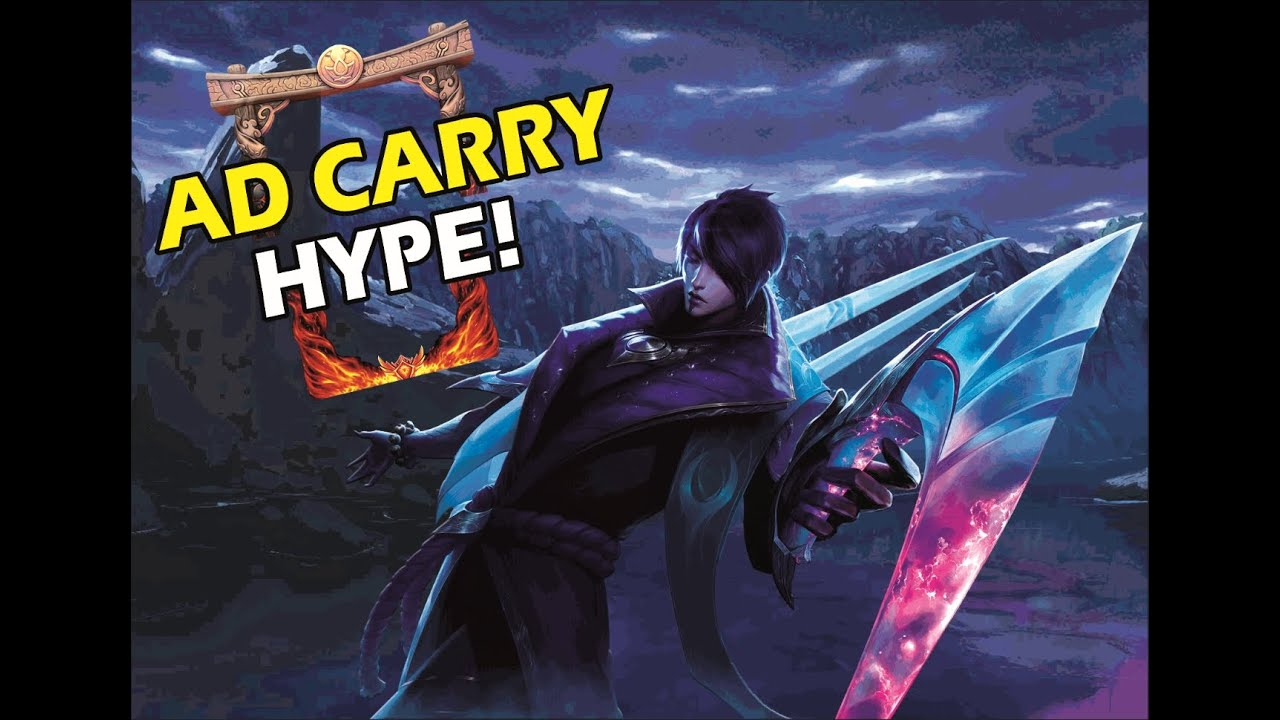 INSECTION HYPE MONTAGE FOR AD CARRIES!