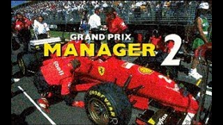 Grand Prix Manager 2 - Lowest Scoring Team 1986 Episode 1