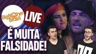 LIVE BBB 19: TODOS OS BAFÕES DA FESTA 'GRANDES NAVEGAÇÕES'! DE 30/01/19 | Virou Festa