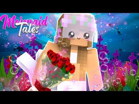LITTLE KELLY IS GETTING MARRIED! Mermaid Tales | Minecraft Little Kelly