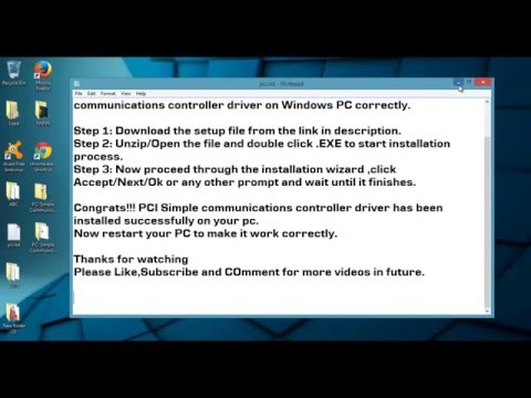DRIVER WINDOWS BUS XP CONTROLLER DOWNLOAD FREE SM