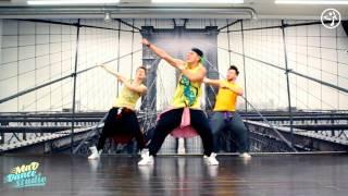 Jason Derulo – Kiss The Sky | ZUMBA FITNESS 2017 | Dance Mix