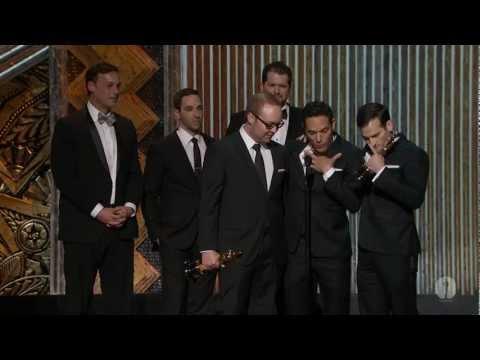 Undefeated Wins Documentary Feature: 2012 Oscars