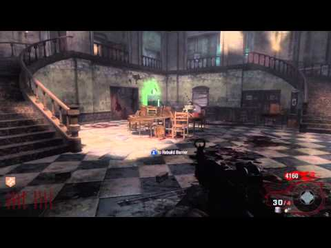 Black Ops: Zombies Kino Der Toten - Solo Strategy with live Commentary