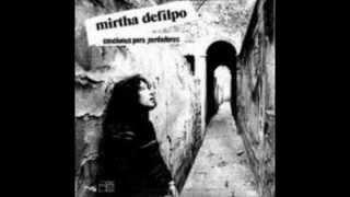 """Mirtha Defilpo  """"Canción para perdedores""""  (Álbum completo)"""