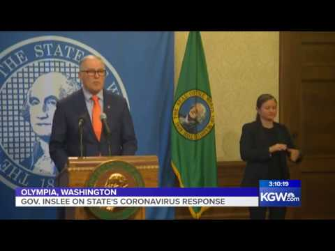 'Stay at home' to fight coronavirus decreed in Washington state after ...