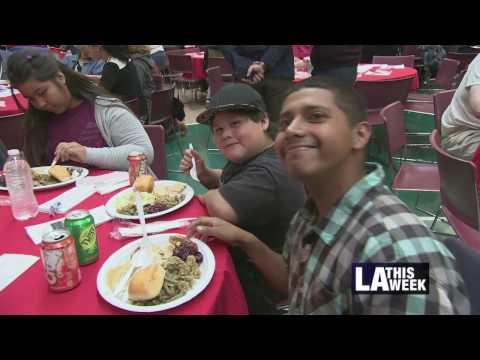 San Fernando Valley Thanksgiving Meals
