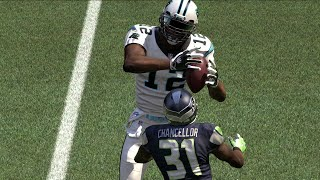 madden 16 top 10 plays of the week episode 9 giant 7 foot player epic punt return