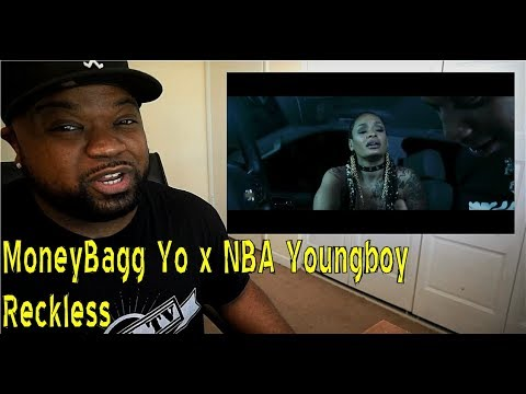 MoneyBagg Yo Feat NBA Youngboy - Reckless REACTION