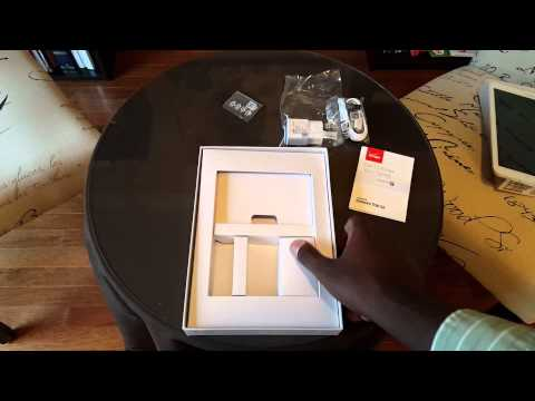 Galaxy Tab S2 9.7 LTE Unboxing
