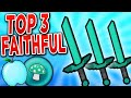 TOP 3 PvP Texture Pack Faithful Minecraft mp3