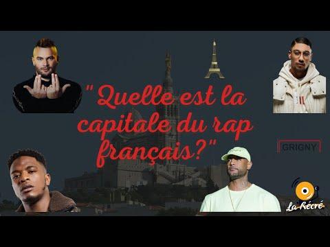 Youtube: «Quelle est la capitale du rap français?» – La Récré feat Céline (Mouv')
