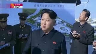 Северная Корея готова применить ядерное оружие если учения создадут угрозу